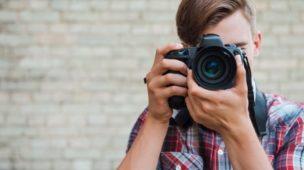 Faculdade de Fotografia ou Curso EAD
