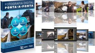 Curso de Fotografia Ponta-a-Ponta: 4 Passos Certeiros Para Fotos Sensacionais!