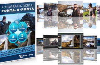 Curso de Fotografia Digital Ponta-a-Ponta: 4 Passos Certeiros Para Fotos Sensacionais!